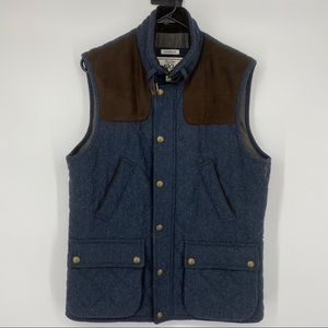 Jos A Bank Medium Tailored Fit Riding Vest